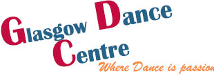 Glasgow dance centre logo