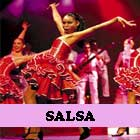 salsa dance hen party Glasgow